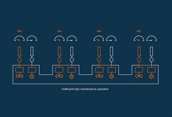 Wärtislä skjermbilde fra Hybrid-presentasjon