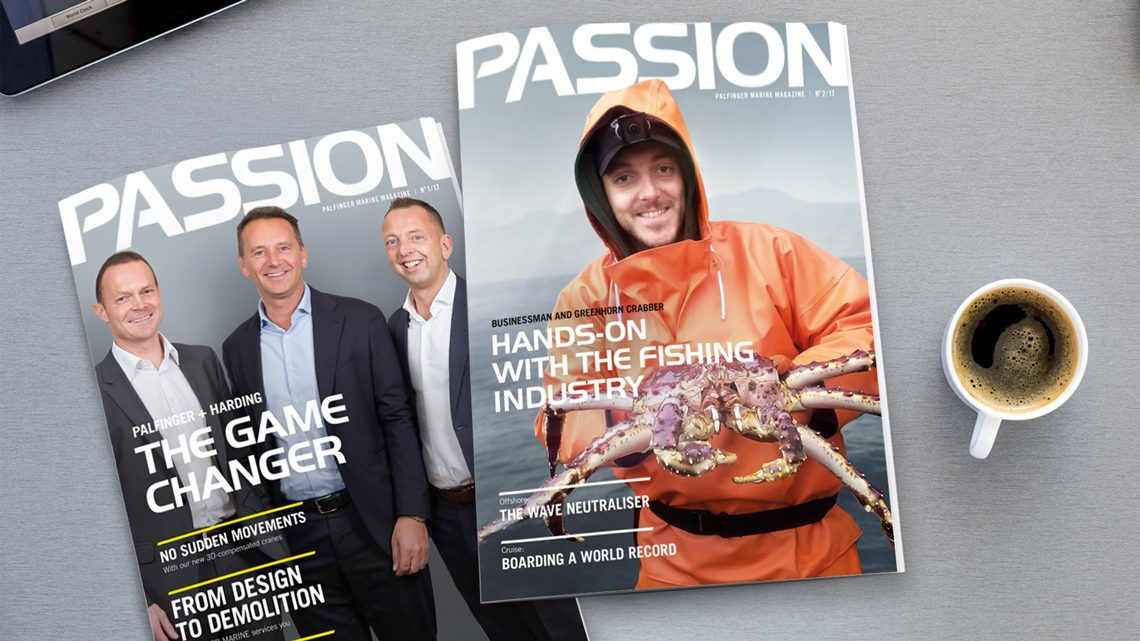 PASSION - Palfingers internmagasin